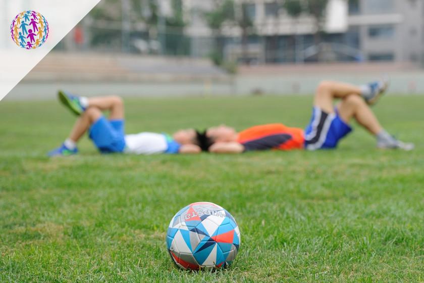 Los deportes de equipo ayudan a superar el acoso escolar