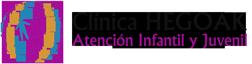 Clínica Hegoak, atención infantil y juvenil Logo