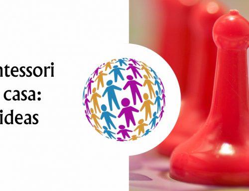 7 ideas para trabajar el Método Montessori en casa