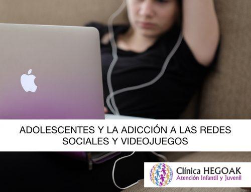 ADOLESCENTES Y LA ADICCION A LAS REDES SOCIALES Y VIDEOJUEGOS